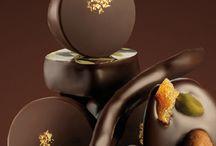CHOCOLATE-- / by Betty Clark