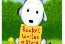Encouraging Kids to Read / Different books with Crafts, Activities and other reading related materials / by Liz Erickson