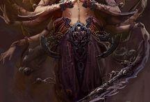 deuses(indus,grecoromanos etc) / by Breno Reis