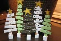 Family Christmas Craft Day / by Shelley Burris