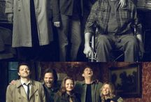 Supernatural family / collection of the super awesome spn cast / by lia w.