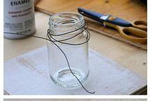Knutsel ideeen / Leuke dingen om zelf te maken en/of met kids  / by Anneke van den Aker-Teunis