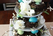 Easter Decorations / by Kathy Walsh