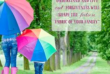 Forgiveness / Is forgiveness freely given in your home? Practical tips and tricks to instill forgiveness in your family. / by Courtney DeFeo