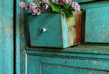 Turquoise Love / by Sherry Wall