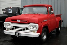 Trucks FORD not so old / by george armstrong