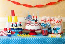 birthday party ideas / by Summer Martin