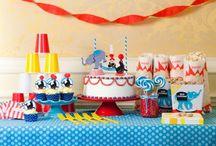 Circus Party / by Tina @ Mamas Like Me