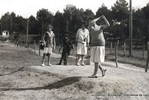 Kirolak. Golfa - Deportes. Golf / by Getxo iruditan - Imágenes de Getxo