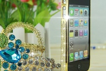Diamond cases for iphone 4 / by Sophia Rao