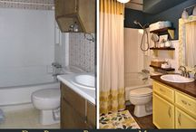 Before and After Rooms / by Deb J