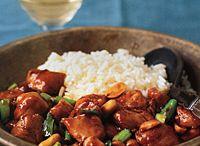 Asian inspired recipes / by Jennifer Umphress