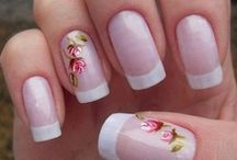 Nails galore! / by Lora Benitez-Buehrig