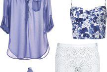 Spring/Summer Fashion / by Ashley Wilbert
