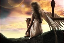 Angels / by Mary Alice Tayloe