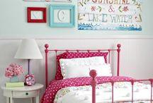 Girls room / by Stephanie Tutor