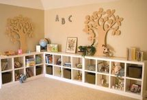 Kids Room Ideas / by Stacie Oshiro