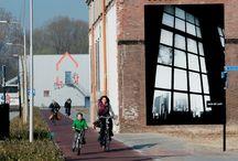 Tilburg Spoorzone / Redevelopment zone around train station Tilburg The Netherlands / by Arno Hallie