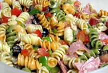 Salads / by Allyse Krips