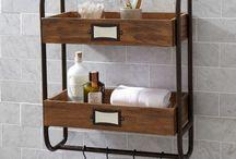 Bathroom Inspiration / by Amy Snow Tagle
