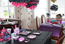 Serenity birthday party monster high ideas / by Lorena Pena