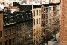 New York City | Street Scenes / Scenes including architectural gems and aesthetically pleasing street scenes / by Merry