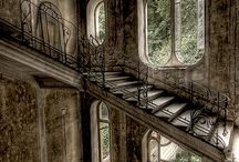 Peopleless homes... / by Sally Calvin