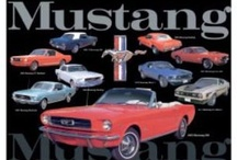 Mustangs / Oh Baby! This car makes me melt! I own a red '07 Mustang-will never own another car except Mustangs! / by Robin Barton