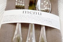 Place Settings / by Angie Sandlin