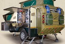 Camper/Trailer/RV / Campers, trailers, and RVs oh my! / by Mike Pomeroy