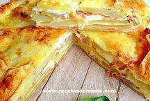 Cocina recetas / by Amparo Miras