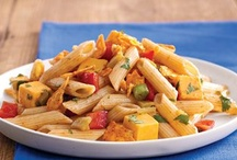 Pleasing Pasta Dishes / by Life Made Delicious