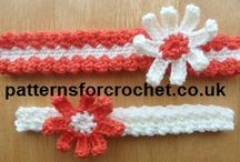 Crochet - Babies & kids / by Angela Browne
