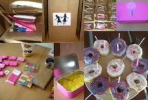 Fun party ideas for kids / by Sean-Frances Delacerda