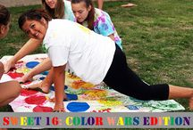 color wars week / by Rochelle Fagan