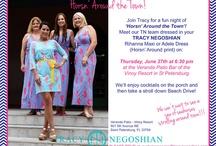 TRACY NEGOSHIAN Events / Join Tracy and her TN Team... / by Tracy Negoshian