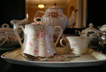 Tea Parties / by The Vintage Chicks China Rental