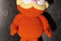 Crochet Garfeild / by Kristen Ardeneaux