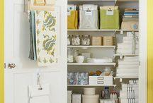 Linen closet / by Lynnse Wilson
