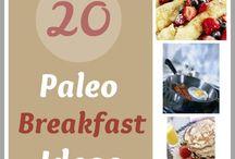 Paleo  / Recipes for a paleo diet / by Emily Fondren DeVane