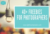 Photography- free presets / by Nikki Marshall Morris