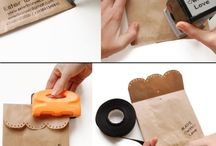 Gift Wrapping Ideas / by Janet Stinchcomb