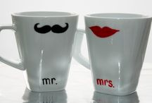java mugs :) / by Molly Whitted