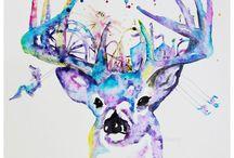 Watercolor / by Sara Beth Allen