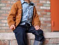 Boy fashion / by Karen Benninghoff