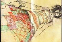 Sketch & Illustration / by Rodrigo Zoreda