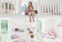 Girl Bedroom / by Anna Lisa Pacheco