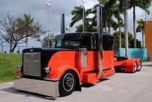 Big rigs / by Tuey Mike