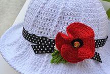 Gorros de Crochet / by Alfalfa Accesorios