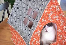 cute things.....mostly cats! / by Janet Bockman